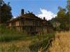 Die Gilde II - Ein Bauerhof in die Landschaft eingepasst.