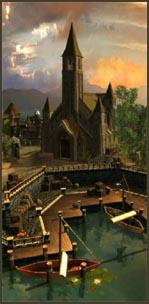Stadt mit Hafen in Gilde Teil 2
